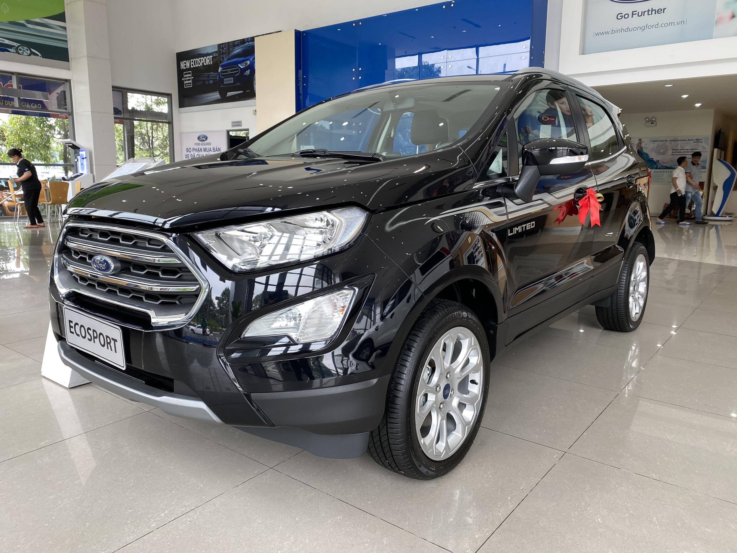 Bảng báo giá xe Ford mới nhất tháng 07/2020