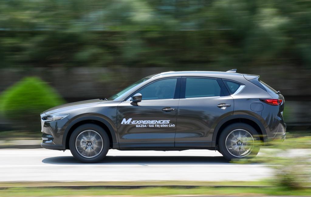 Thaco triệu hồi hơn 60.000 xe Mazda vì bị lỗi bơm nhiên liệu