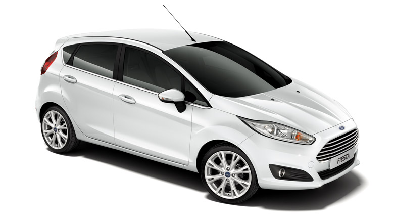 Ford Fiesta 5 Cửa 1.0L Ecoboost AT