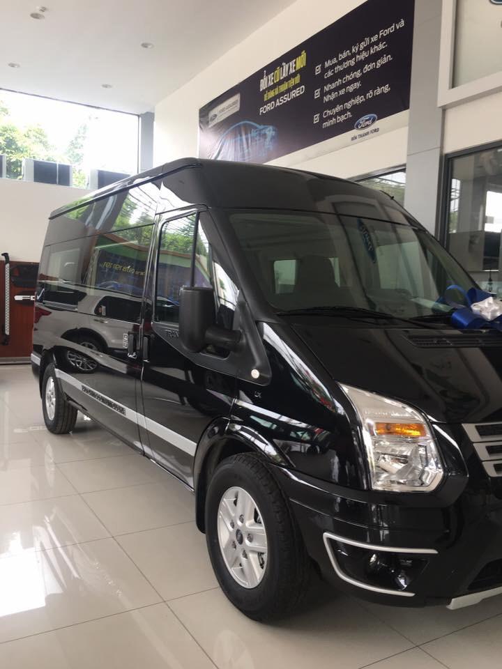 Ford Transit 2021