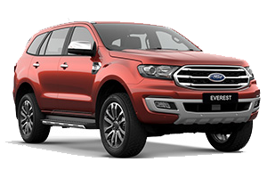 Ford Everest 2021